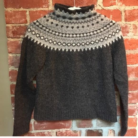 Eddie Bauer Sweaters - Eddie Bauer Wool Sweater